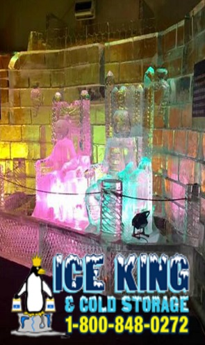 Ice King and Cold Storage